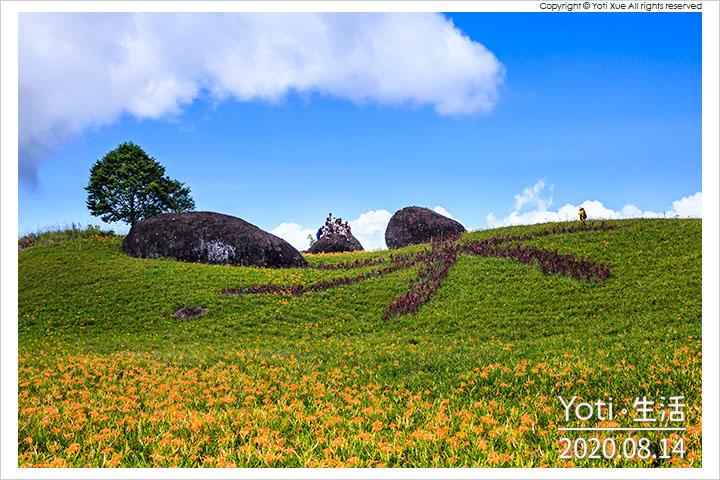 花蓮玉里-赤柯山-三巨石