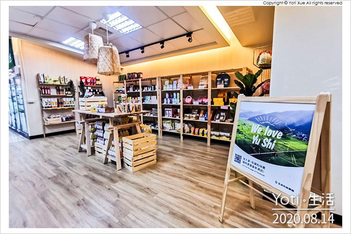 花蓮玉里-玉溪農會超市-全家便利商店