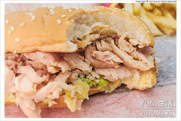 麥當勞-煙燻雞肉長堡