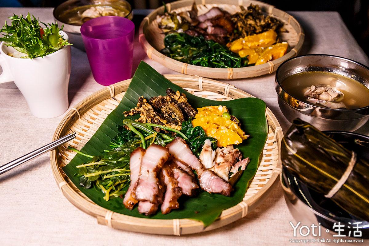 台東大武-達興山號-大武宴合菜料理