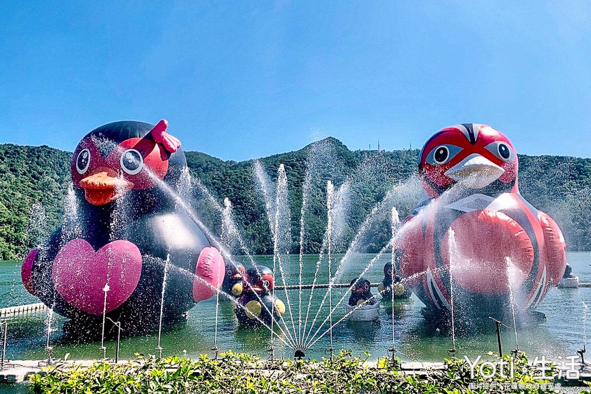花蓮壽豐-花蓮太平洋燈會-鯉魚潭展區