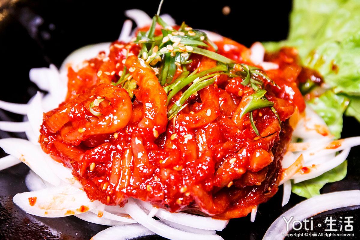 花蓮市區-延壽亭-燒肉韓食-韓國韓式料理