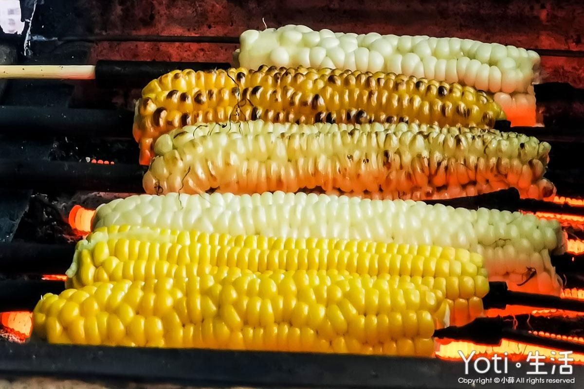 台東市區-更生路許家烤玉米