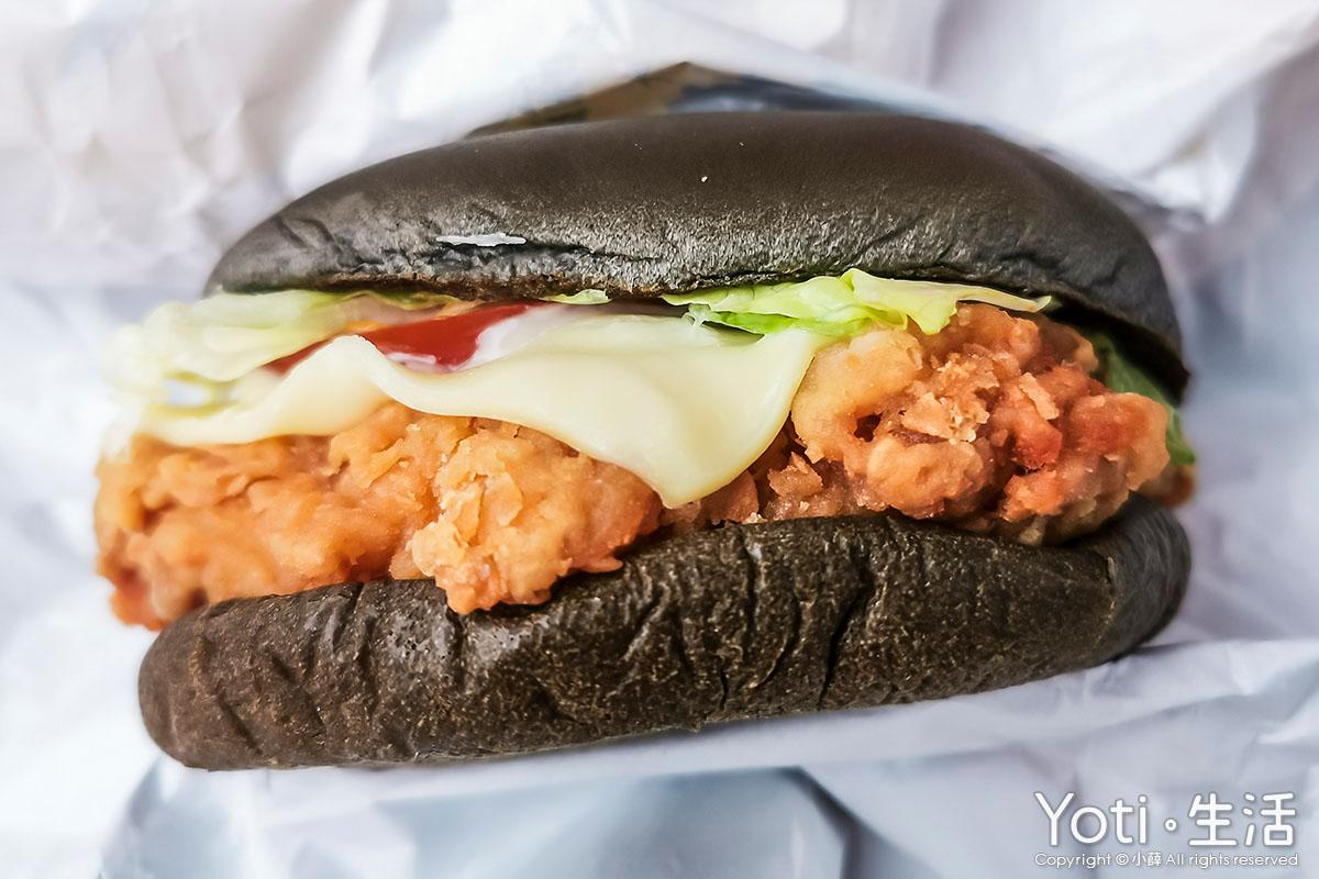 麥當勞-地中海辣雞黑堡