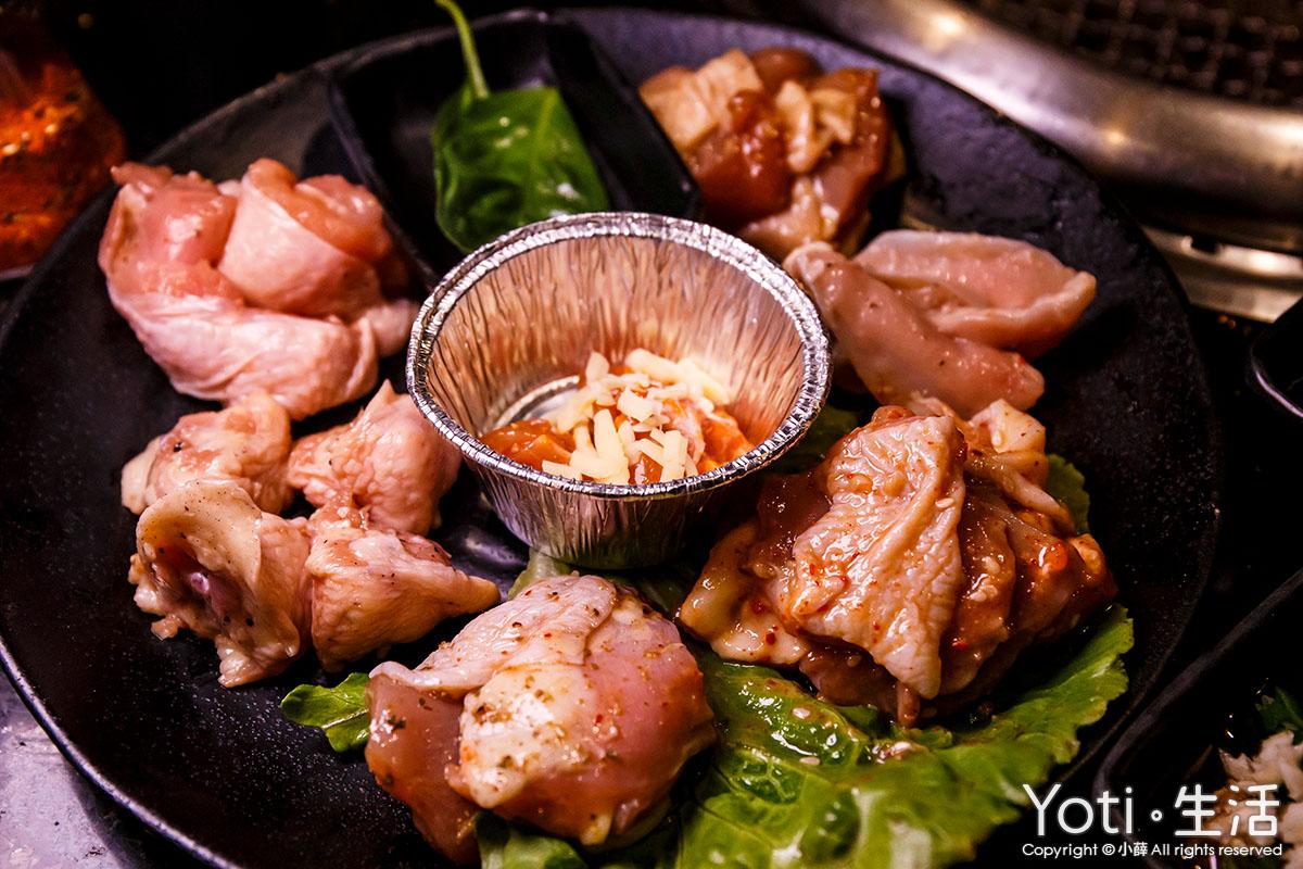 花蓮市區-石屋燒肉火鍋