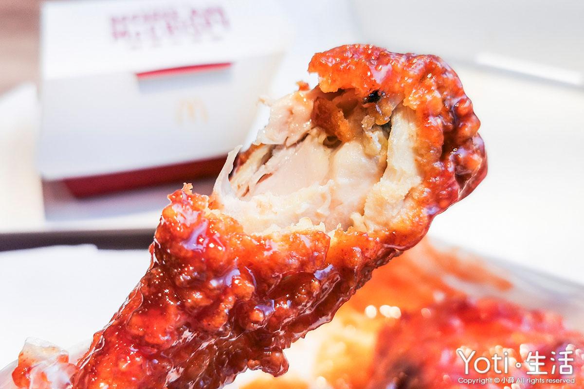 麥當勞-韓式炸雞-韓風炸雞腿