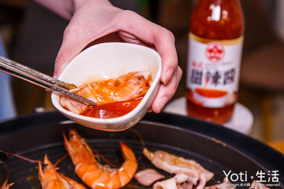 牛頭牌-中秋烤肉組合推薦清單-泰式甜辣醬